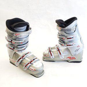 Nordica Women's Olympia EM Ski Boots Size 10/315mm